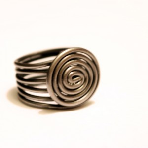 20151127_Steel-Wire-Wrap-Spiral-Ring_2832
