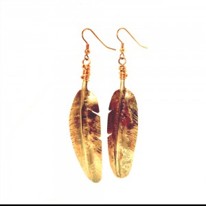 COPPER-feather-EARRINGS-B